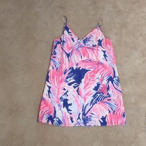 Lilly Pulitzer Lela Silk Dress